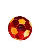 Futbol Topu Sarı-Kırmızı