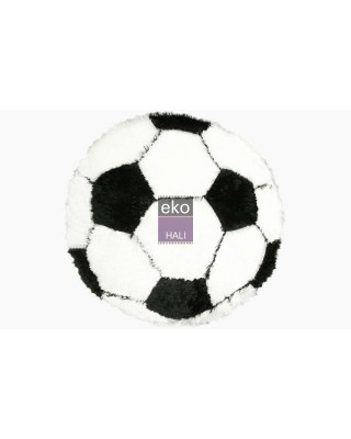 Futbol Topu Siyah-Beyaz