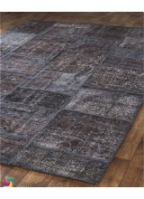 Antik Patchwork Gri
